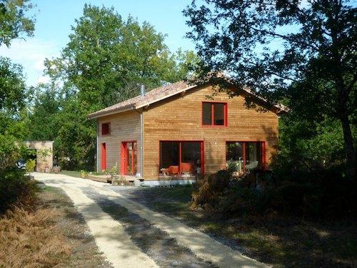 maison bois exemple