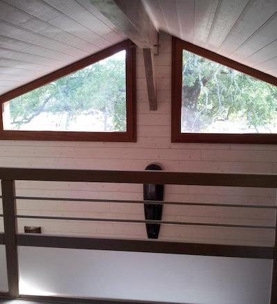 surélévation et extension - maison-bois coureau 5